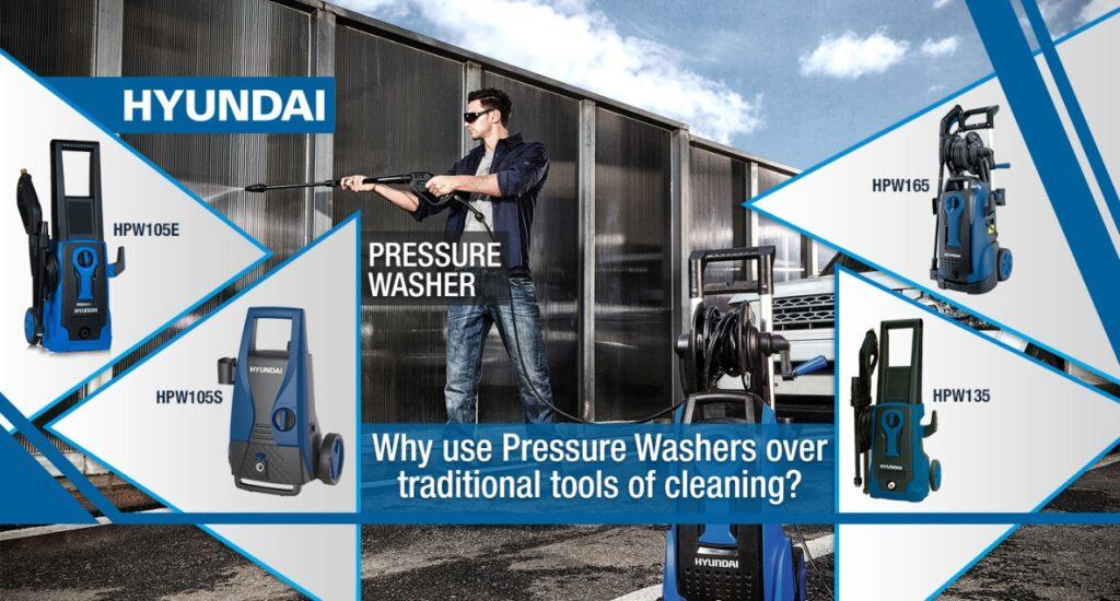 hyundai pressure washers